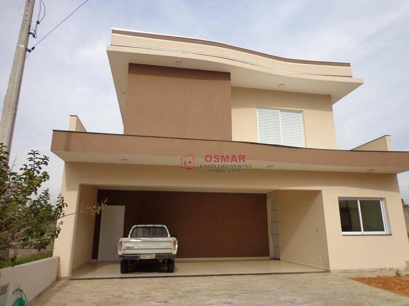 casa residencial à venda, residencial portal do lago, sumaré. - ca0702