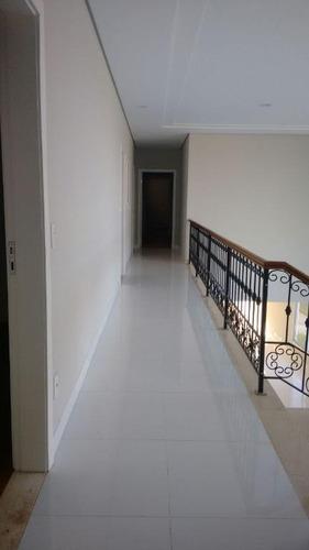 casa residencial à venda, residencial quinta do golfe, são josé do rio preto. - ca0569