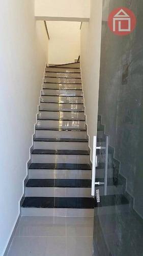 casa residencial à venda, residencial quinta dos vinhedos, bragança paulista - ca1342. - ca1342