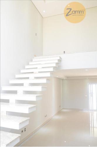 casa residencial à venda, residencial real park sumaré, sumaré. - codigo: ca1920 - ca1920