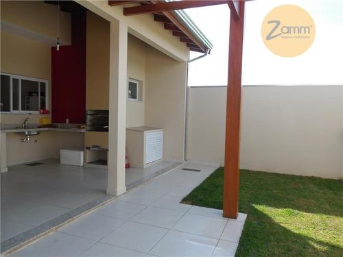 casa residencial à venda, residencial real parque sumaré. - codigo: ca1637 - ca1637