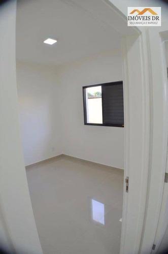 casa residencial à venda, residencial real parque sumaré, sumaré. - ca0114