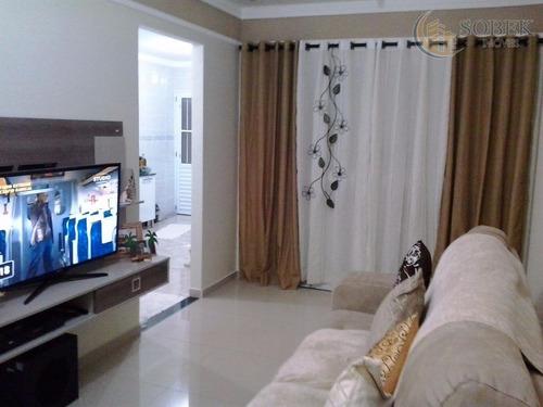 casa residencial à venda, residencial real parque sumaré, sumaré. - ca0173