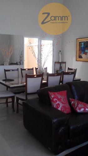casa residencial à venda, residencial real parque sumaré, sumaré. - codigo: ca1811 - ca1811