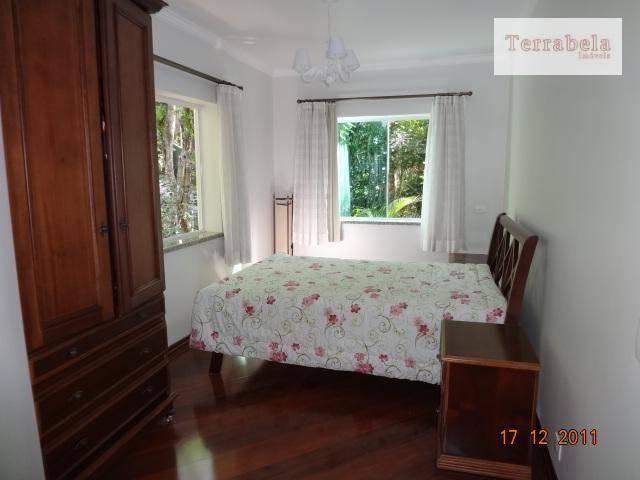 casa residencial à venda, residencial reserva das hortensias, mairiporã. - ca0089