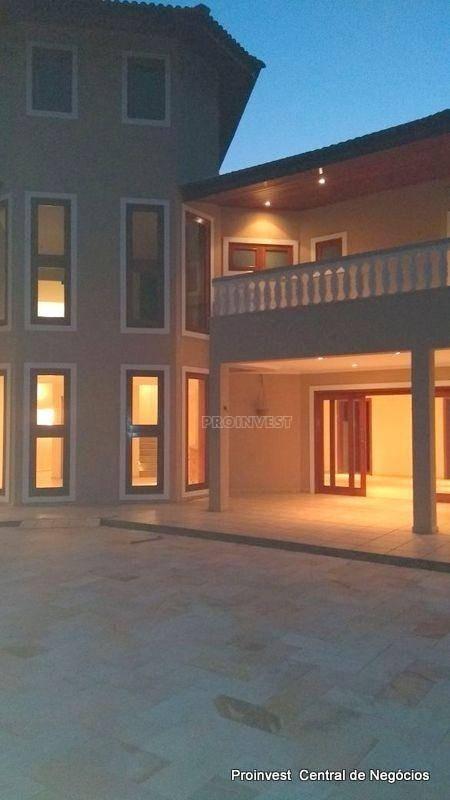 casa residencial à venda, residencial tamboré, barueri. - ca15729