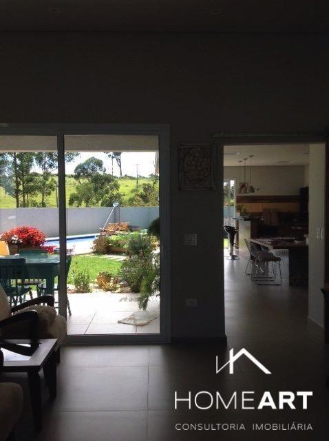 casa residencial à venda, residencial terras de santa cruz, bragança paulista. - ca0006