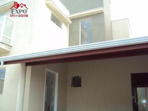 casa residencial à venda, residencial terras do barão, campinas. - ca0066