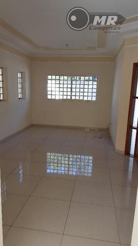 casa residencial à venda, residencial terras do barão, campinas. - ca0267