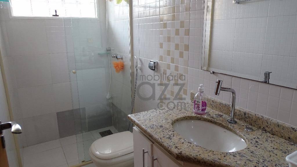 casa residencial à venda, residencial terras do barão, campinas. - ca3201