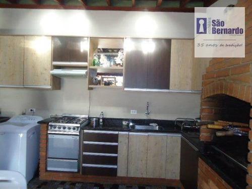 casa residencial à venda, residencial vale das nogueiras, americana. - ca0227