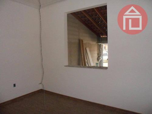 casa residencial à venda, residencial vino barolo, bragança paulista. - ca0689
