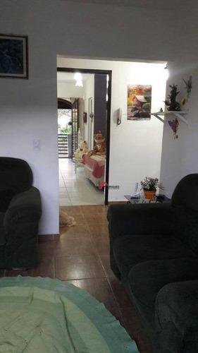 casa residencial à venda, retiro das fontes, atibaia. - ca1600