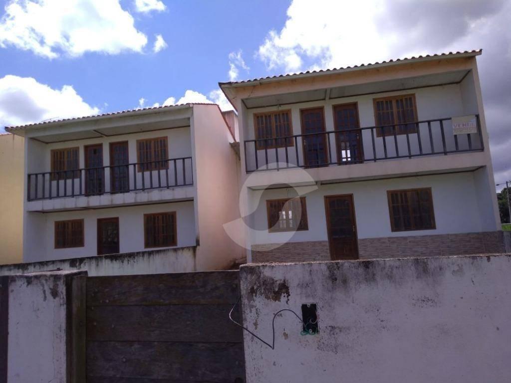 casa residencial à venda, retiro são joaquim, itaboraí. - ca0869