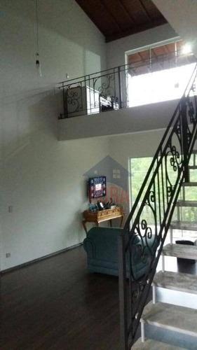 casa residencial à venda, rio abaixo, mairiporã. - ca0090