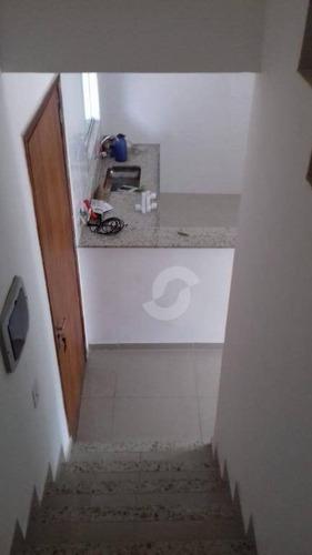 casa residencial à venda, rocha, são gonçalo. - ca0397