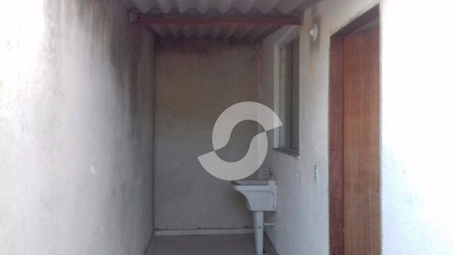 casa residencial à venda, rocha, são gonçalo. - ca0402
