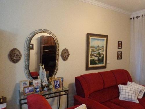 casa residencial à venda, santa cruz, americana - ca0395. - ca0395