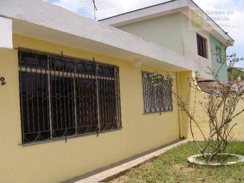 casa residencial à venda, santa maria, santo andré - ca0186. - ca0186