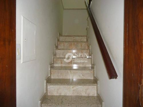 casa residencial à venda, santa rosa, niterói. - ca0325