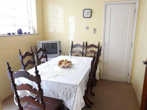 casa residencial à venda, santa rosa, niterói. - ca0690