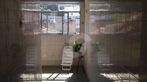 casa residencial à venda, santa rosa, niterói. - ca0843