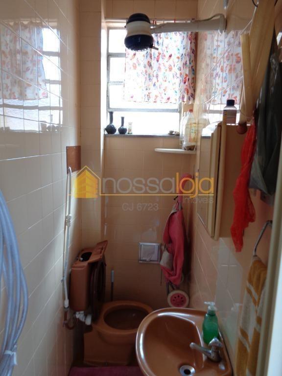 casa residencial à venda, santa rosa, niterói. - ca0897