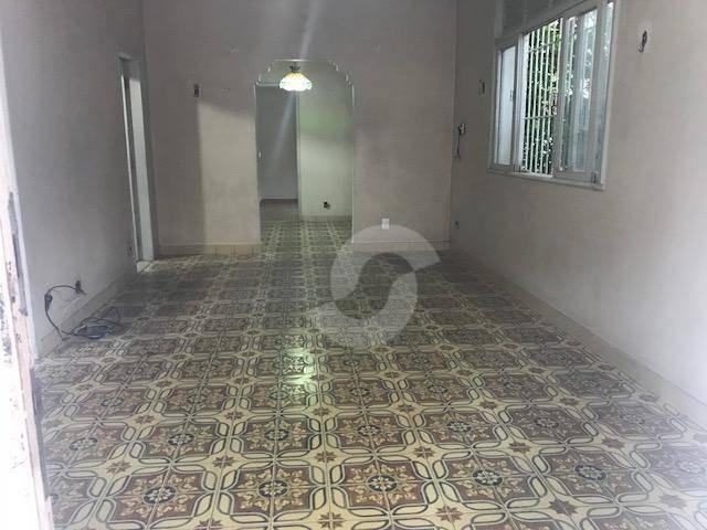 casa residencial à venda, santa rosa, niterói. - ca0980