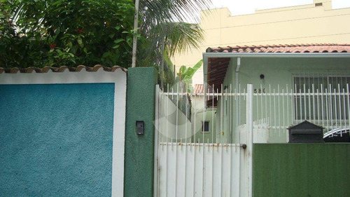 casa residencial à venda, santa rosa, niterói. - ca1003