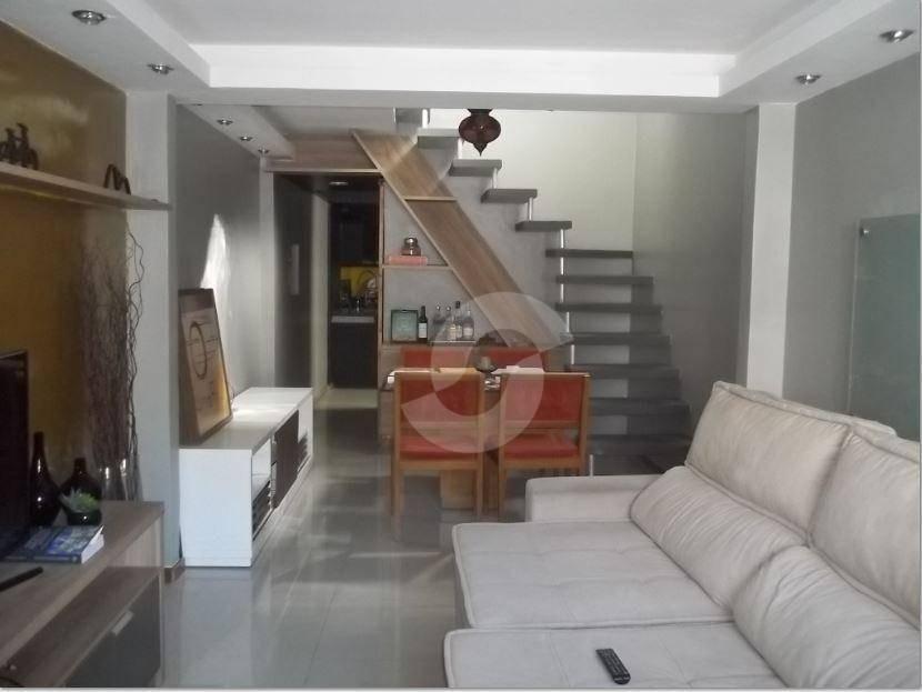 casa residencial à venda, santa rosa, niterói. - ca1140