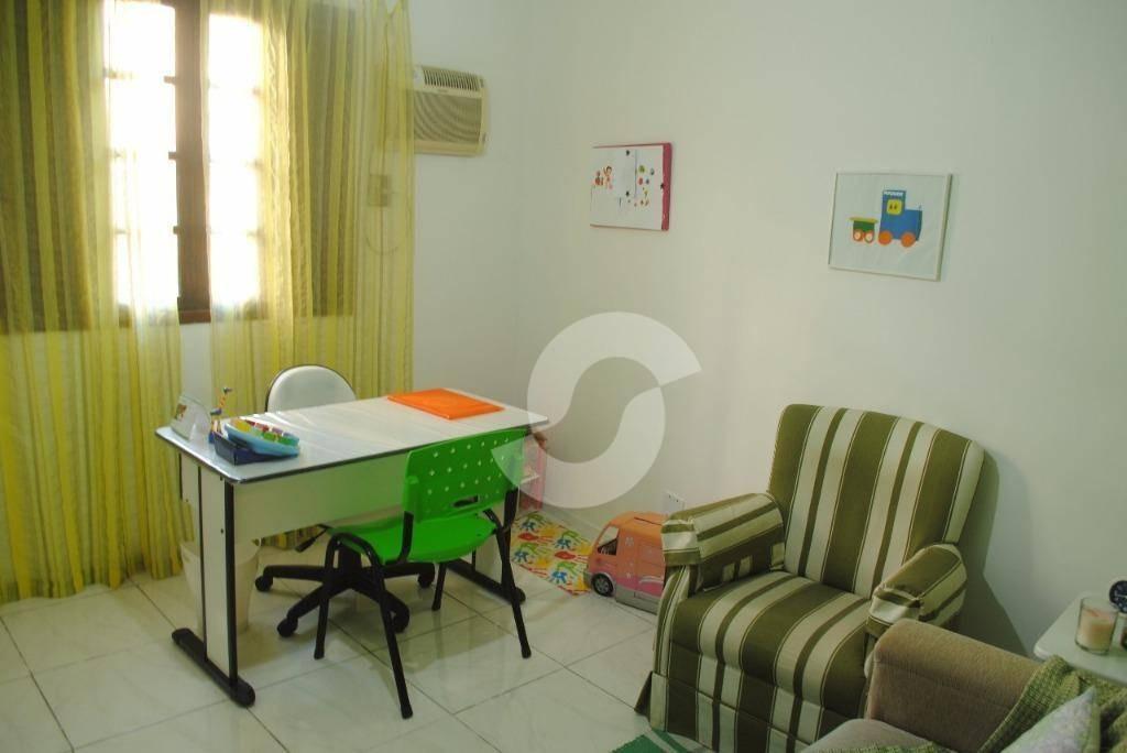 casa residencial à venda, santa rosa, niterói. - ca1476