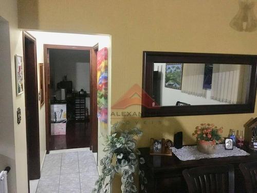casa residencial à venda, santana, são josé dos campos. - ca3828