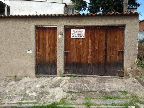 casa residencial à venda, santo antônio, osasco. - ca0047