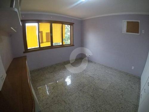 casa residencial à venda, sape, niterói. - ca0723