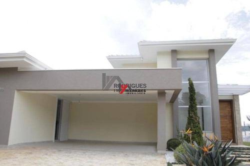 casa residencial à venda, serra da estrela, atibaia - ca0145. - ca0145