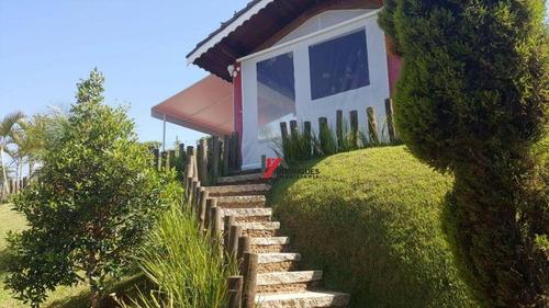 casa residencial à venda, serra da estrela, atibaia. - ca1025
