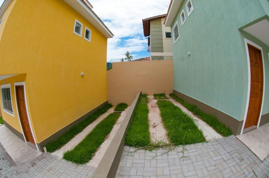 casa residencial à venda, serra grande, niterói. - ca0354