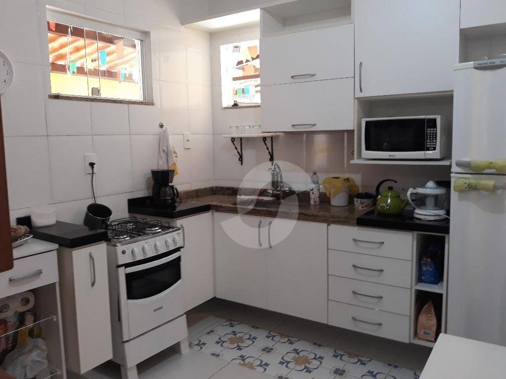 casa residencial à venda, serra grande, niterói. - ca1095