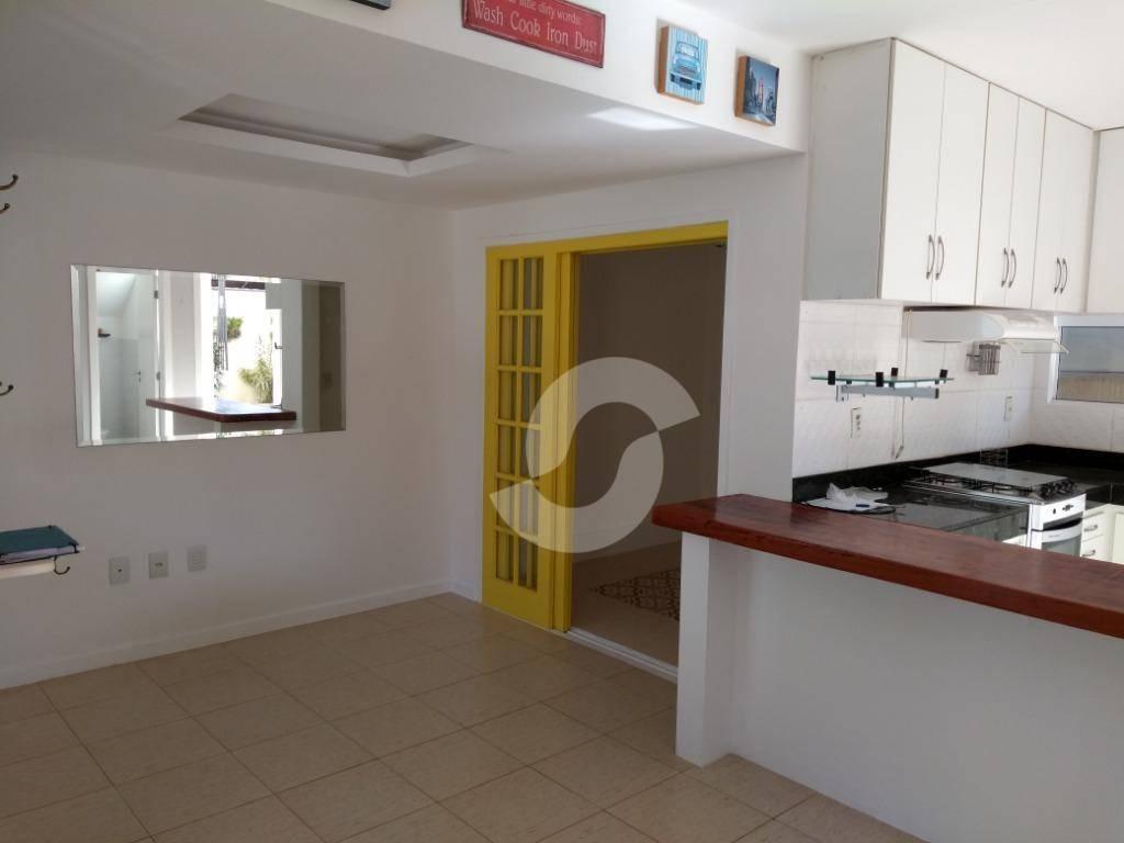casa residencial à venda, serra grande, niterói. - ca1553