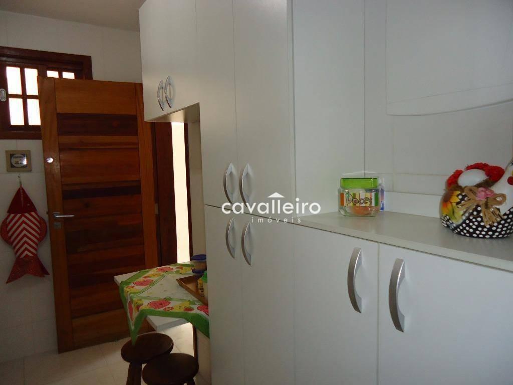 casa residencial à venda, serra grande, niterói. - ca2181