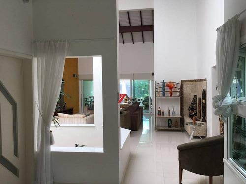 casa residencial à venda, shambala i, atibaia. - ca1699