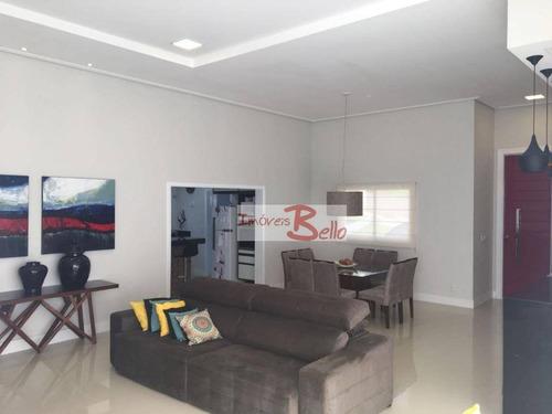 casa residencial à venda, sítio da moenda, itatiba. - ca0560
