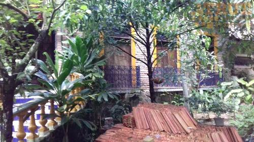 casa residencial à venda, sítio dos pintos, recife. - ca0154