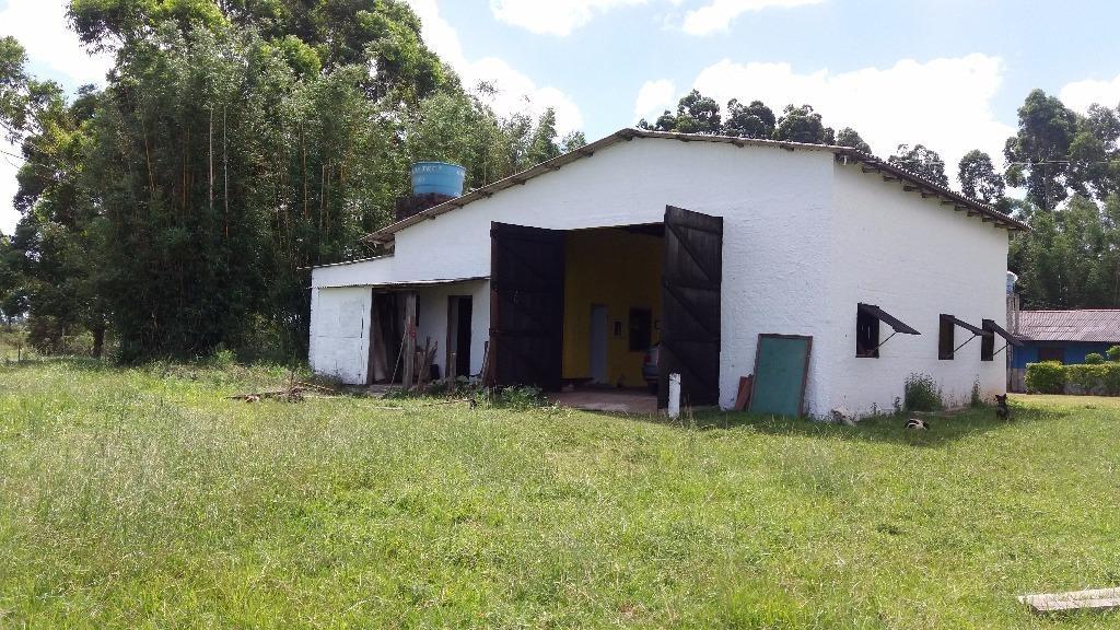 casa residencial à venda, sitio são josé, viamão. - ca0001