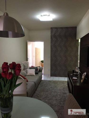 casa residencial à venda, sítios de recreio nascimento, marília. - ca0517