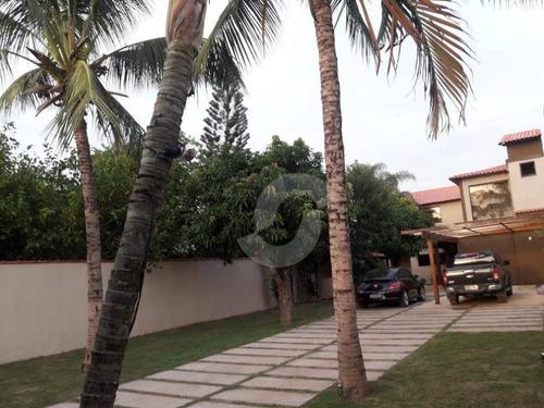 casa residencial à venda, são bento da lagoa, maricá. - ca1319