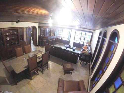 casa residencial à venda, são francisco, niterói. - ca0003