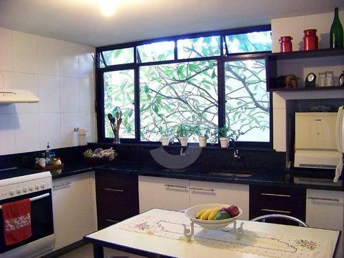 casa residencial à venda, são francisco, niterói. - ca0579