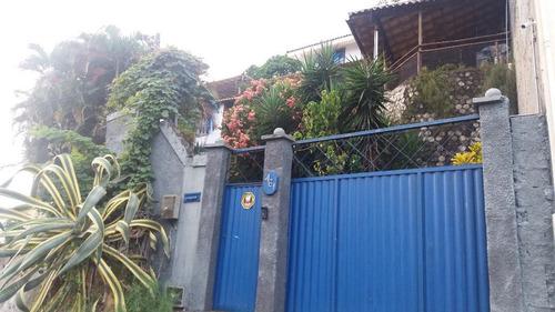 casa residencial à venda, são francisco, niterói. - ca0838