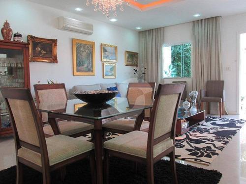 casa residencial à venda, são francisco, niterói. - ca0933